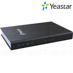 Gateway Yeastar TA410 - 4 FXO - 1 LAN - 12V 1A