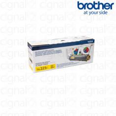 Cartucho Toner Brother TN-225Y
