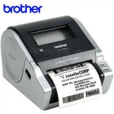 Impresora de etiquetas Brother QL-1060N con conexión PC