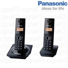 Teléfono Inalámbrico Panasonic Kx-Tg1712 Duo