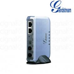 Gateway Grandstream HT 502 - 2 FXS - 1 LAN - 1 WAN - 12 Vol