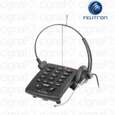 Teléfono con Headset Felitron S8010 TOP DUE VG