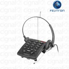 Teléfono Headset Felitron S8010 TOP DUE Compact