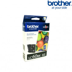 Cartucho de tinta Brother LC-60BK