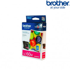 Cartucho de tinta Brother LC-60M Magenta