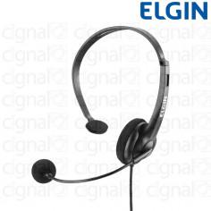 Vincha Auricular Monoaural Elgin F02-1NS RJ9 Headset