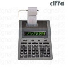 Calculadora Cifra Pr-229 Impresor de 2 colores - Adapt 220V
