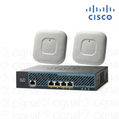 Bundle WLC2504 + 2 Access Points Cisco Aironet 1702I