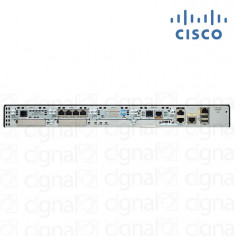 Router Cisco 2901/K9 ISR G2 + EHWIC-4ESG