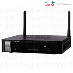 Router Cisco RV130W Small Business Wireless-N VPN Firewall