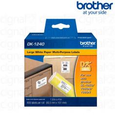 Cinta Brother DK-1240 Especial precor 5.1 x 10.2 cm x 600u.