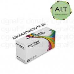 Cartucho Toner Alternativo TN-350 para Brother