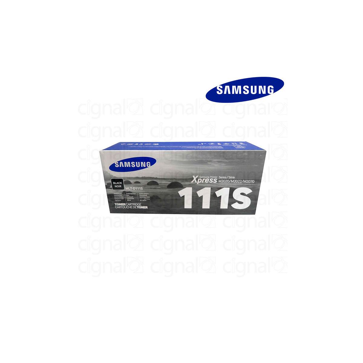 Cartucho Toner Samsung Mlt D111s Cignal It S R L