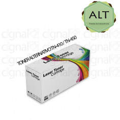 Cartucho Toner Alternativo TN-410 / TN-450 para Brother