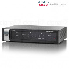Router Cisco RV320 Small Business Dual Wan VPN Firewall