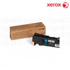 Cartucho Toner Xerox 106R01601 Cian de Alta Capacidad