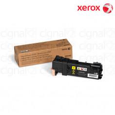 Cartucho Toner Xerox 106R01603 Amarillo de Alta capacidad