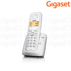 Teléfono Inalámbrico Gigaset A120 Blanco
