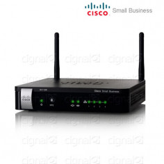 Router Cisco RV110W Small Business Wireless-N VPN Firewall