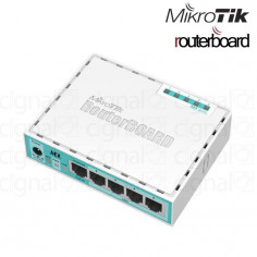 Router MikroTik RB750GR3 HEX