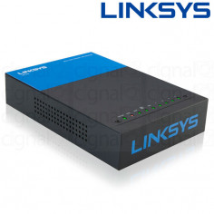 Router Linksys LRT224 Small Business Dual WAN VPN Firewall