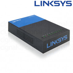 Router Linksys LRT214 Small Business Single WAN VPN Firewall