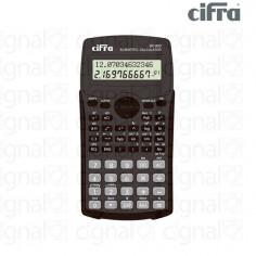 Calculadora Cientifica Cifra SC-820 Negra