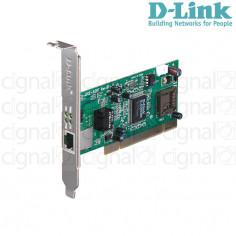Placa de Red D-Link Dge-528t PCI a 10/100/1000Mbps