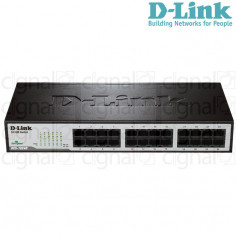 Switch D-Link DGS-1024D 24 puertos Gigabit
