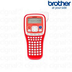 Rotuladora Brother PT-H100R Roja