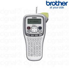 Rotuladora Brother PT-H100 Manual