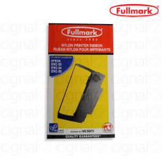 Cinta Fullmark para impresoras EPSON ERC 30 / 34 / 38 / TM 300 / TM 370 / TM 375 / TM 2000 / TMU 220 - N-636PE