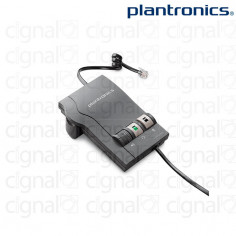 Amplificador Universal Plantronics M22 Vista para Headset