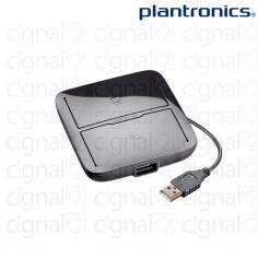 Amplificador Multimedia Plantronics MDA200 USB para Headset