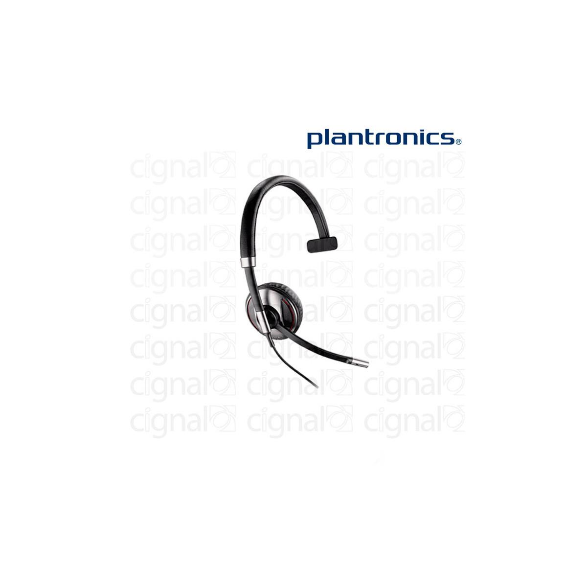 headset usb plantronics blackwire c710 monoaurales. Black Bedroom Furniture Sets. Home Design Ideas