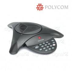 Teléfono para conferencias Polycom Soundstation2 sin display