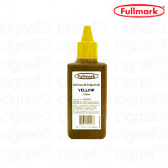 Tinta universal Fullmark BI099YW100, 100 ml color Amarillo