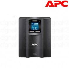 UPS Smart APC SMT1500i 1500VA con pantalla LCD, USB 230V
