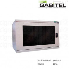 Rack Mural Gabitel M-CD-10U5B de 10U Compacto Beige