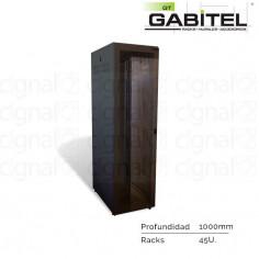 Rack Gabitel Evo 4 R-R-E4-45U1N de 45U Negro