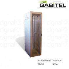 Rack Gabitel Evo 4 R-R-E4-45U1B de 45U Beige