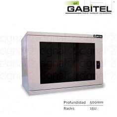 Rack Mural Gabitel M-CD-15U5B de 15U Compacto Beige