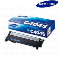Cartucho Toner Samsung CLT-C404S Cian