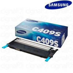 Cartucho Toner Samsung CLT-C409S Cian