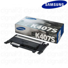 Cartucho Toner Samsung CLT-K407S Negro