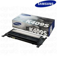 Cartucho Toner Samsung CLT-K409S Negro
