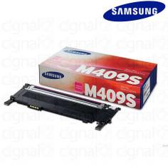 Cartucho Toner Samsung CLT-M409S Magenta
