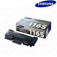 Cartucho Toner Samsung MLT-D116S Negro
