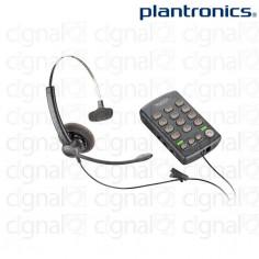 Teléfono Headset Con Discador Plantronics Practica T110