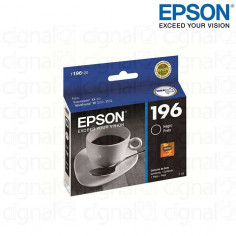 Cartucho EPSON T196120-AL Negro Capacidad Estandar Para XP-401